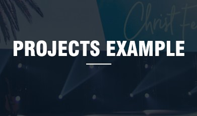 PROJECTS EXAMPLE