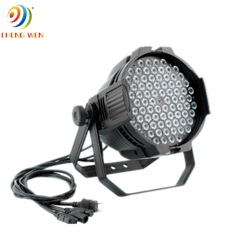 Indoor 84x3w LED Par Light