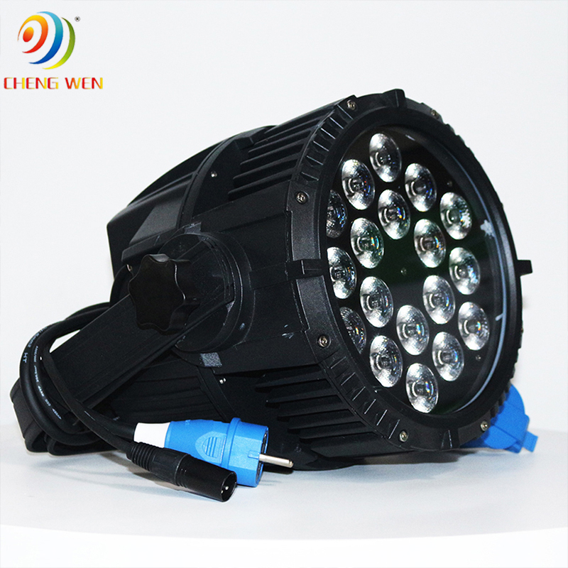 18x10w 4in1 Waterproof LED Par Light