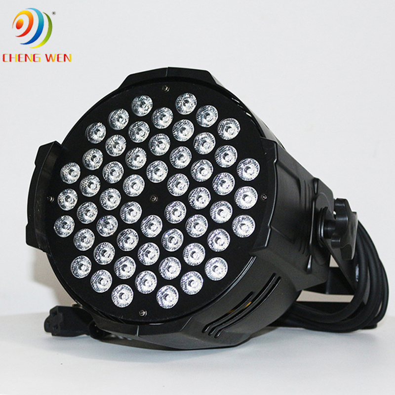 Indoor 54x3w 3in1 RGB LED Par Light